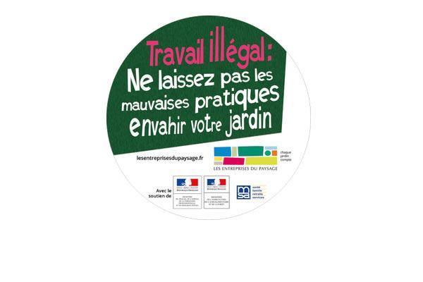 LE TRAVAIL ILLÉGAL